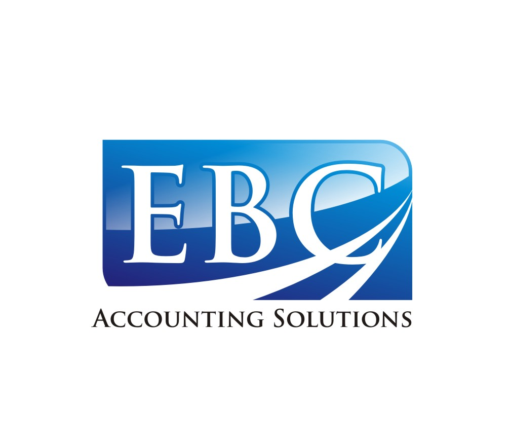 Logo Design by Reivan Ferdinan - Entry No. 65 in the Logo Design Contest New Logo Design for EBC Accounting Solutions.