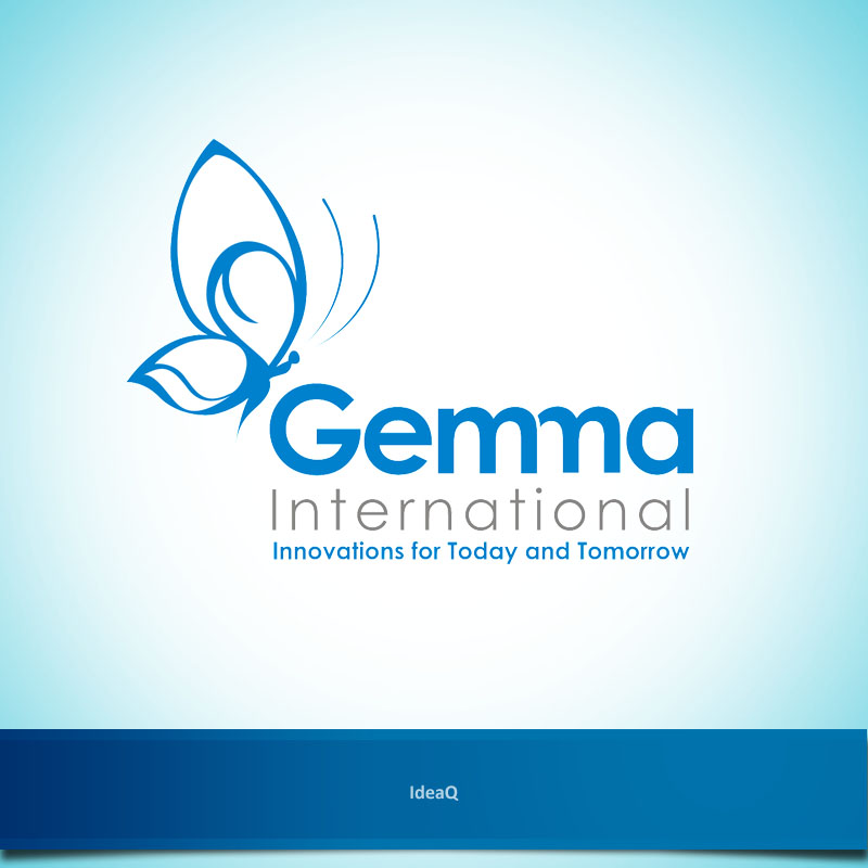 Logo Design by Private User - Entry No. 78 in the Logo Design Contest Artistic Logo Design for Gemma International.