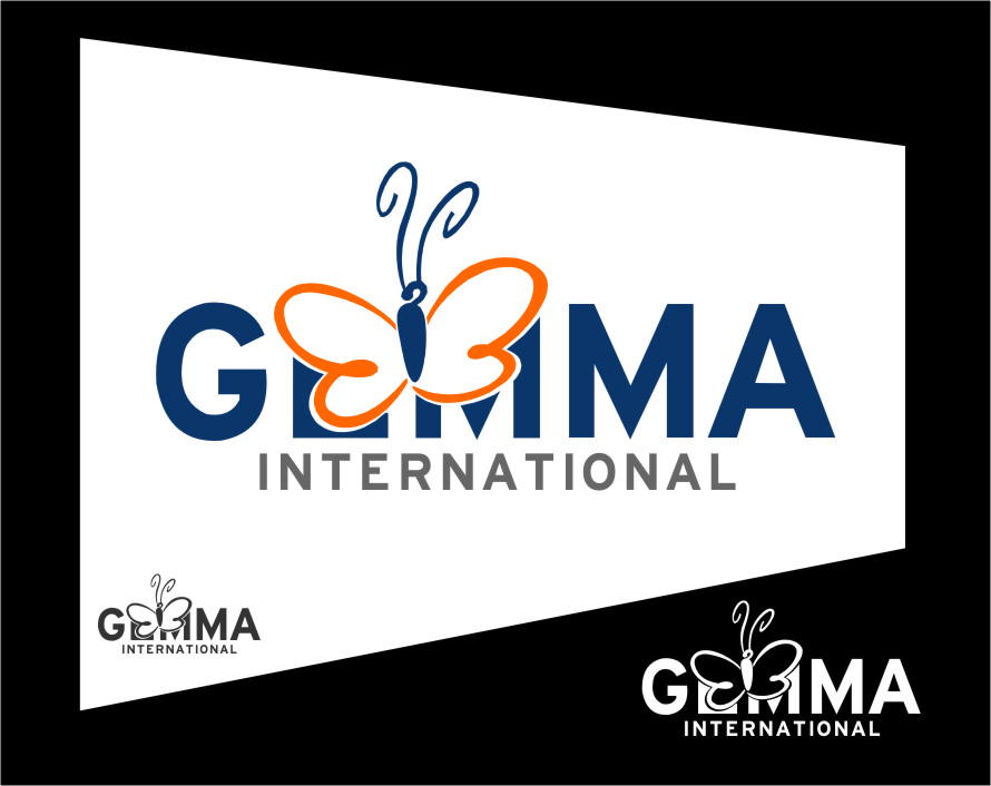Logo Design by RasYa Muhammad Athaya - Entry No. 79 in the Logo Design Contest Artistic Logo Design for Gemma International.