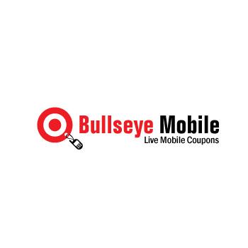 Logo Design by EdEnd - Entry No. 78 in the Logo Design Contest Bullseye Mobile.