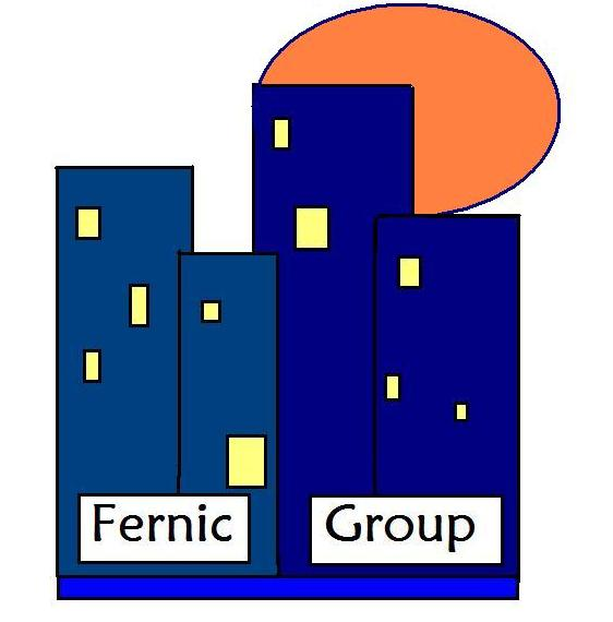 Logo Design by Mercedita Gerna-Castro - Entry No. 32 in the Logo Design Contest Artistic Logo Design for Fernic Goup.