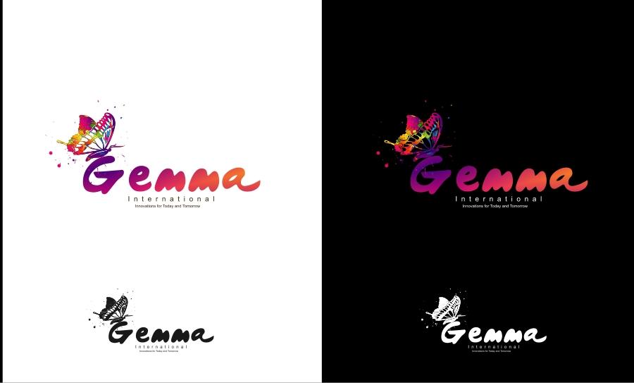 Logo Design by Private User - Entry No. 80 in the Logo Design Contest Artistic Logo Design for Gemma International.