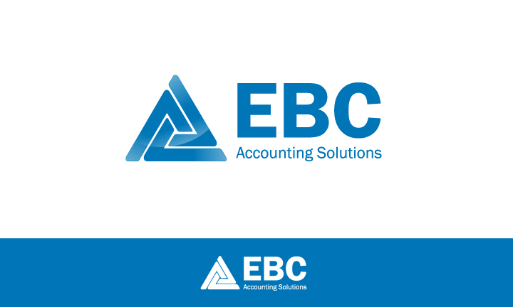 Logo Design by Top Elite - Entry No. 67 in the Logo Design Contest New Logo Design for EBC Accounting Solutions.