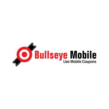 Logo Design by EdEnd - Entry No. 79 in the Logo Design Contest Bullseye Mobile.