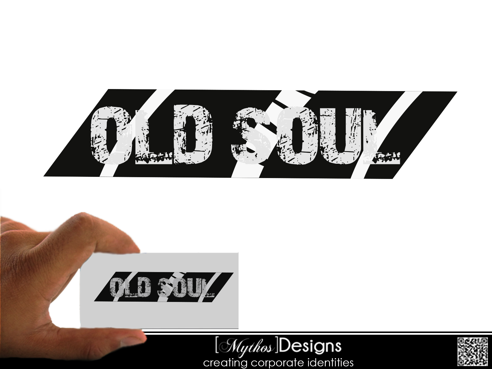 Logo Design by Mythos Designs - Entry No. 86 in the Logo Design Contest Unique Logo Design Wanted for Old Soul.