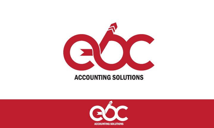 Logo Design by Top Elite - Entry No. 68 in the Logo Design Contest New Logo Design for EBC Accounting Solutions.