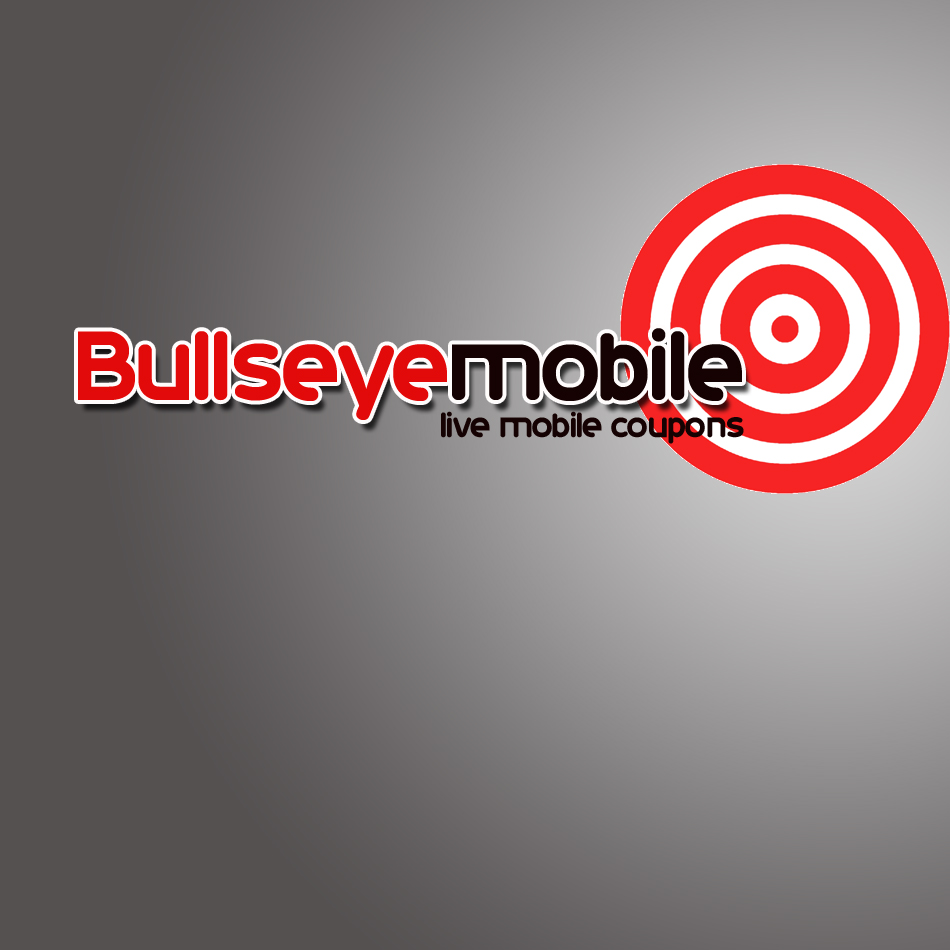 Logo Design by lapakera - Entry No. 80 in the Logo Design Contest Bullseye Mobile.