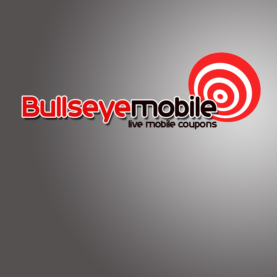 Logo Design by lapakera - Entry No. 81 in the Logo Design Contest Bullseye Mobile.