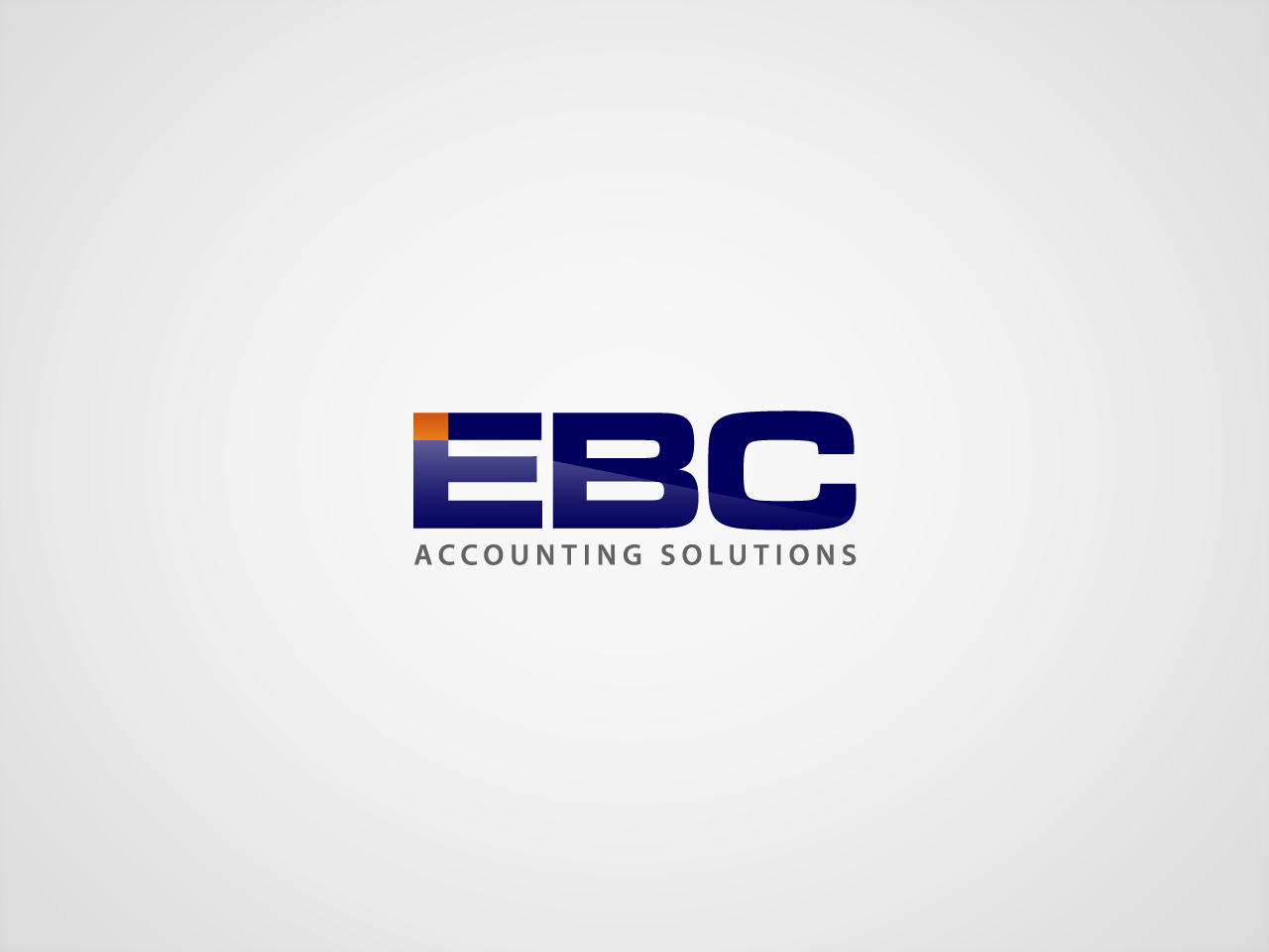 Logo Design by jpbituin - Entry No. 75 in the Logo Design Contest New Logo Design for EBC Accounting Solutions.