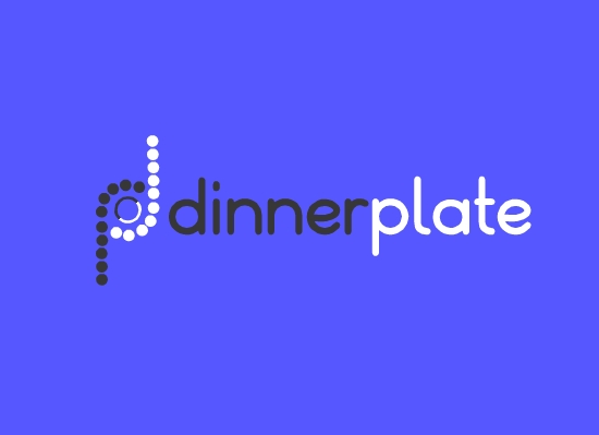 Logo Design by Ismail Adhi Wibowo - Entry No. 79 in the Logo Design Contest Imaginative Logo Design for Dinner Plate.