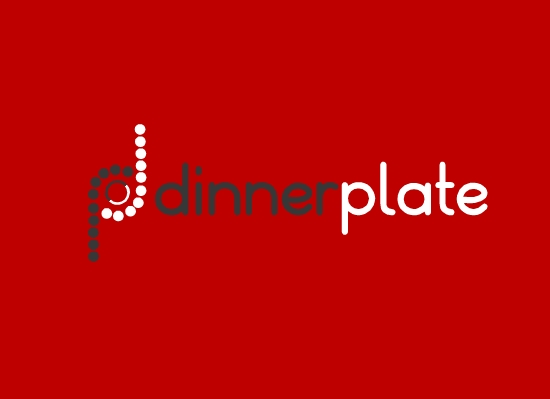 Logo Design by Ismail Adhi Wibowo - Entry No. 80 in the Logo Design Contest Imaginative Logo Design for Dinner Plate.