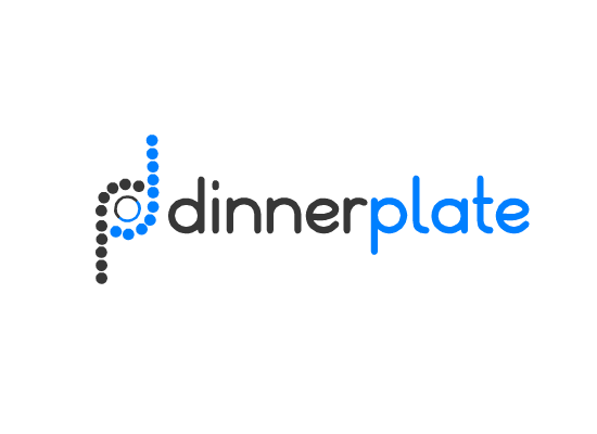 Logo Design by Ismail Adhi Wibowo - Entry No. 81 in the Logo Design Contest Imaginative Logo Design for Dinner Plate.