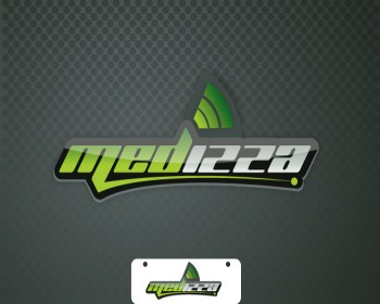 Logo Design by d_korn23 - Entry No. 144 in the Logo Design Contest Medizza.