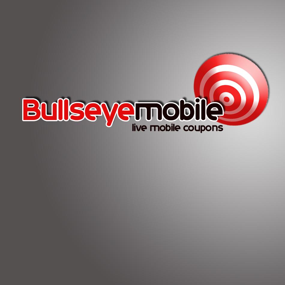 Logo Design by lapakera - Entry No. 82 in the Logo Design Contest Bullseye Mobile.