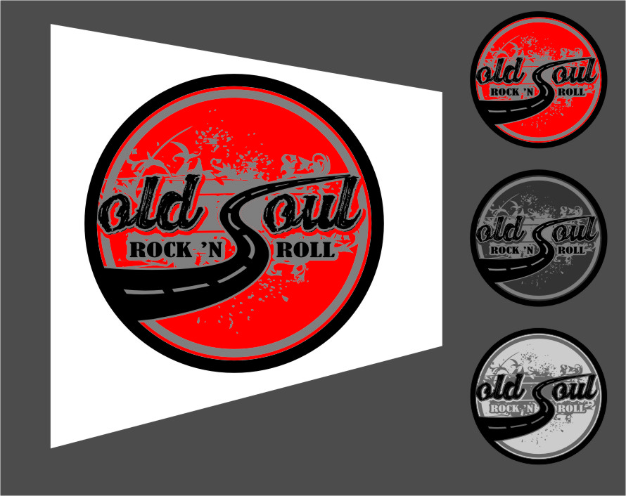 Logo Design by RasYa Muhammad Athaya - Entry No. 104 in the Logo Design Contest Unique Logo Design Wanted for Old Soul.