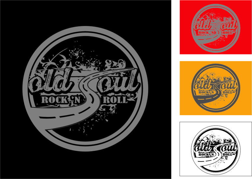 Logo Design by Ngepet_art - Entry No. 108 in the Logo Design Contest Unique Logo Design Wanted for Old Soul.