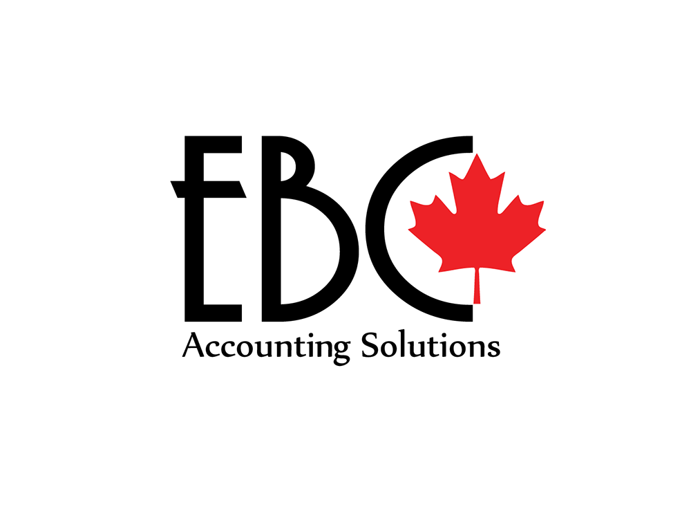 Logo Design by robken0174 - Entry No. 88 in the Logo Design Contest New Logo Design for EBC Accounting Solutions.