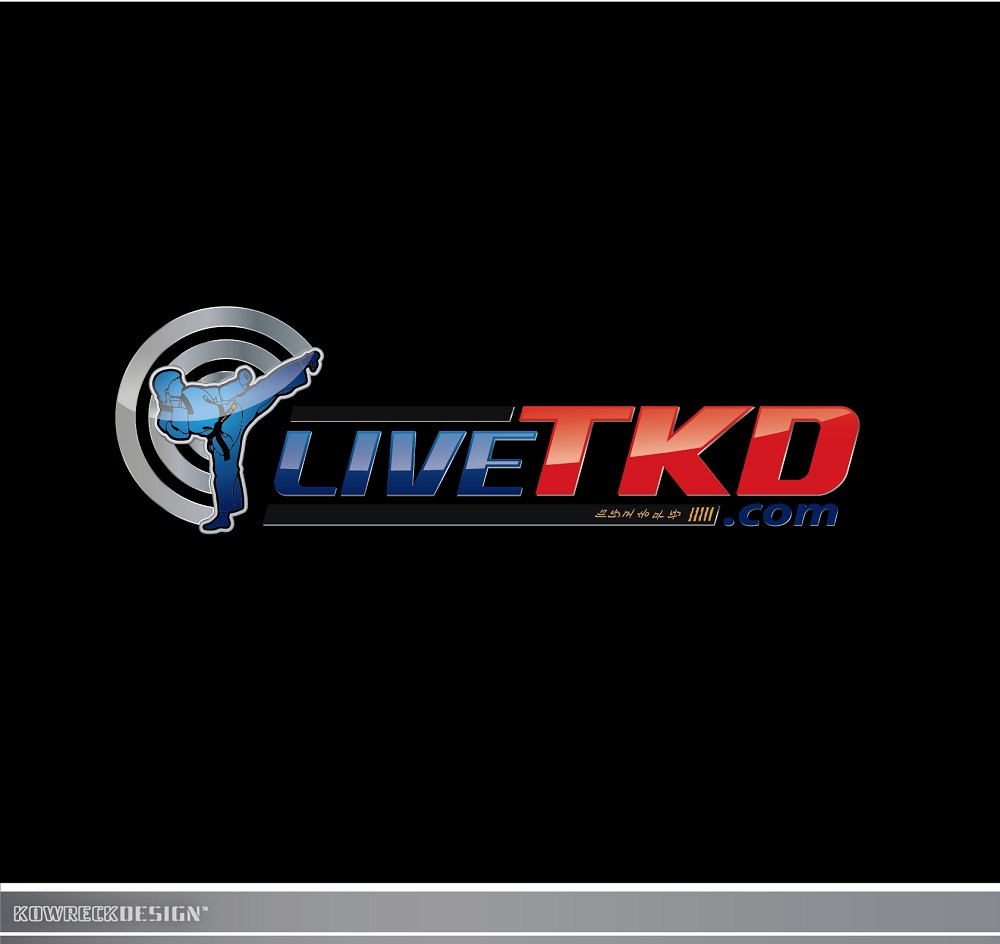 Logo Design by kowreck - Entry No. 89 in the Logo Design Contest New Logo Design for LiveTKD.com.