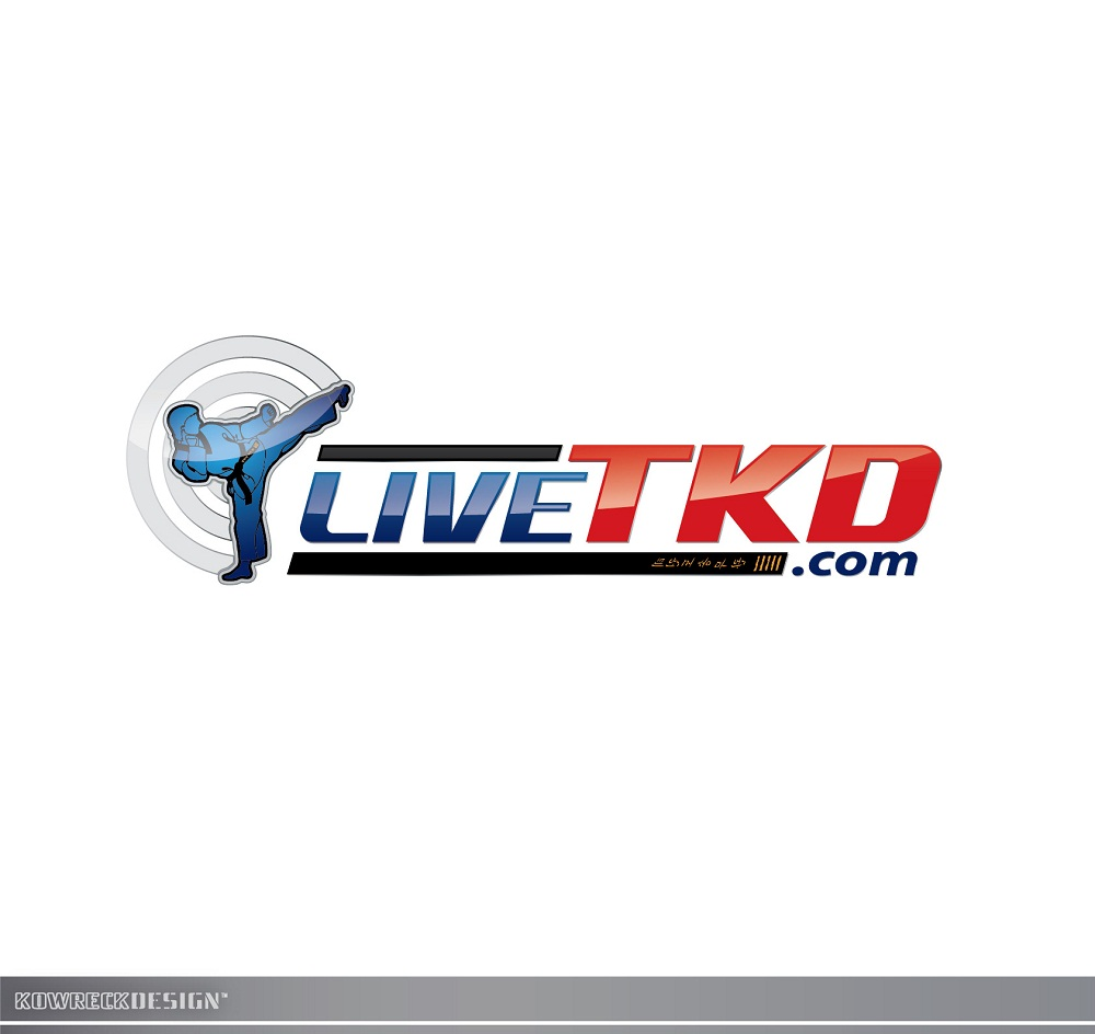 Logo Design by kowreck - Entry No. 90 in the Logo Design Contest New Logo Design for LiveTKD.com.