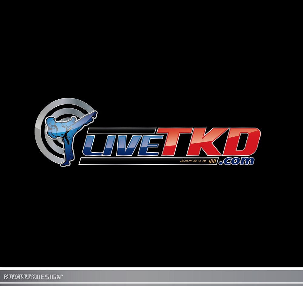 Logo Design by kowreck - Entry No. 92 in the Logo Design Contest New Logo Design for LiveTKD.com.