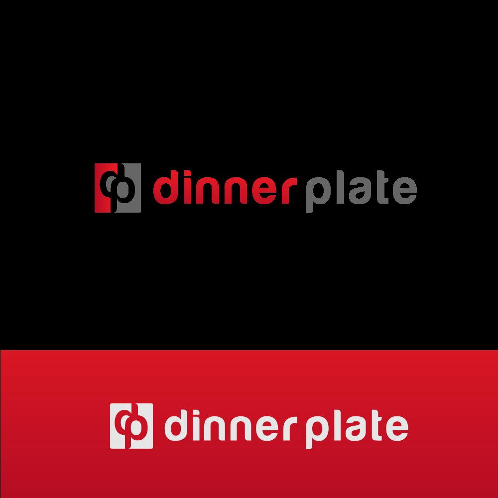 Logo Design by rockin - Entry No. 82 in the Logo Design Contest Imaginative Logo Design for Dinner Plate.