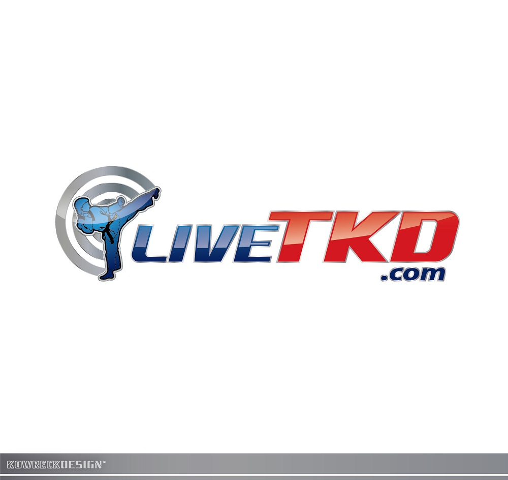 Logo Design by kowreck - Entry No. 95 in the Logo Design Contest New Logo Design for LiveTKD.com.