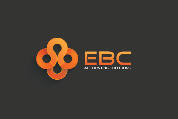 Logo Design by Digital Designs - Entry No. 94 in the Logo Design Contest New Logo Design for EBC Accounting Solutions.