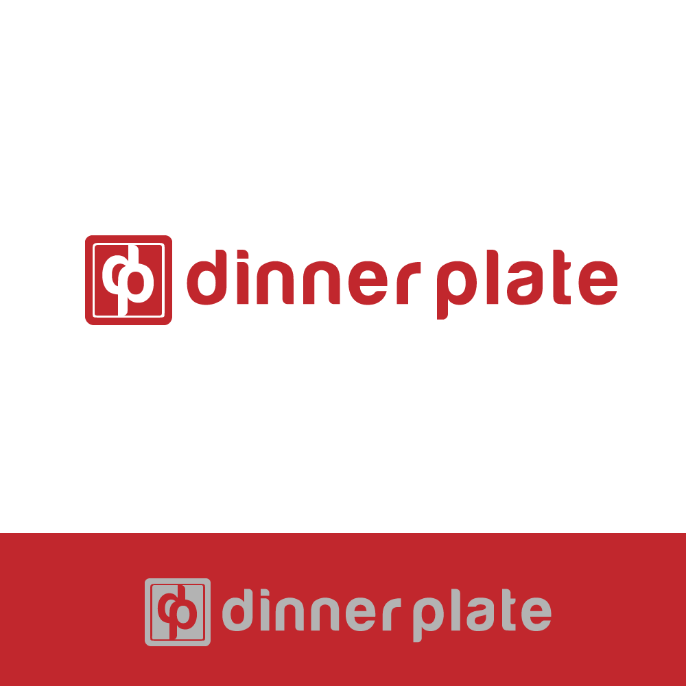 Logo Design by rockin - Entry No. 83 in the Logo Design Contest Imaginative Logo Design for Dinner Plate.