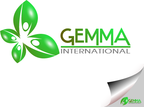 Logo Design by Resty Ramirez - Entry No. 88 in the Logo Design Contest Artistic Logo Design for Gemma International.