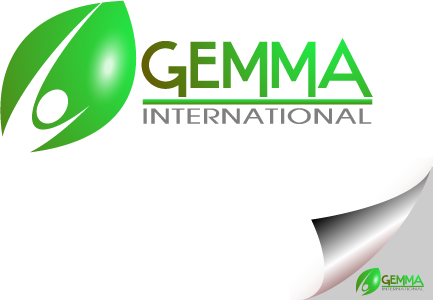 Logo Design by Resty Ramirez - Entry No. 89 in the Logo Design Contest Artistic Logo Design for Gemma International.
