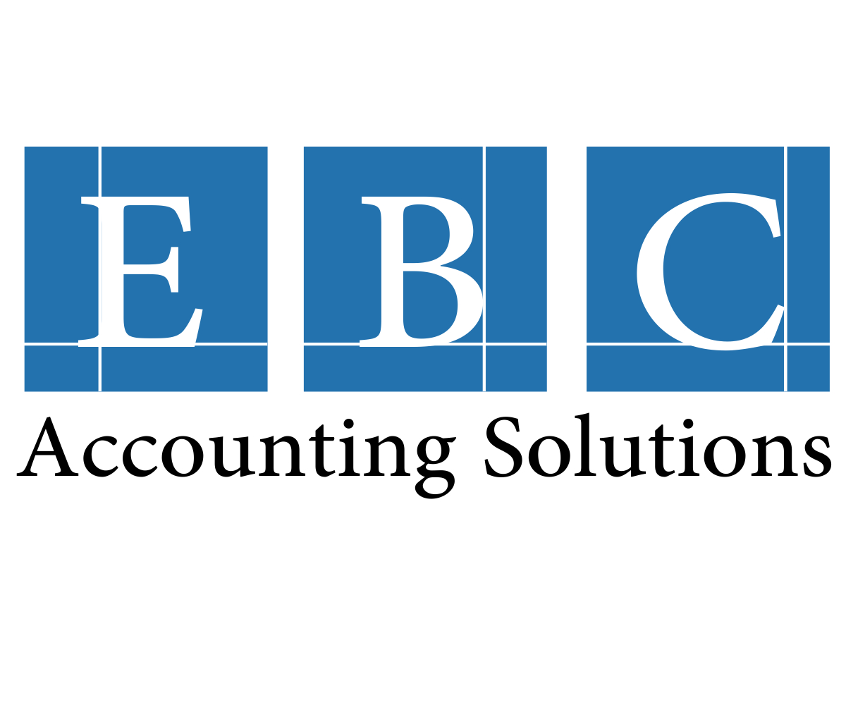 Logo Design by franz - Entry No. 98 in the Logo Design Contest New Logo Design for EBC Accounting Solutions.