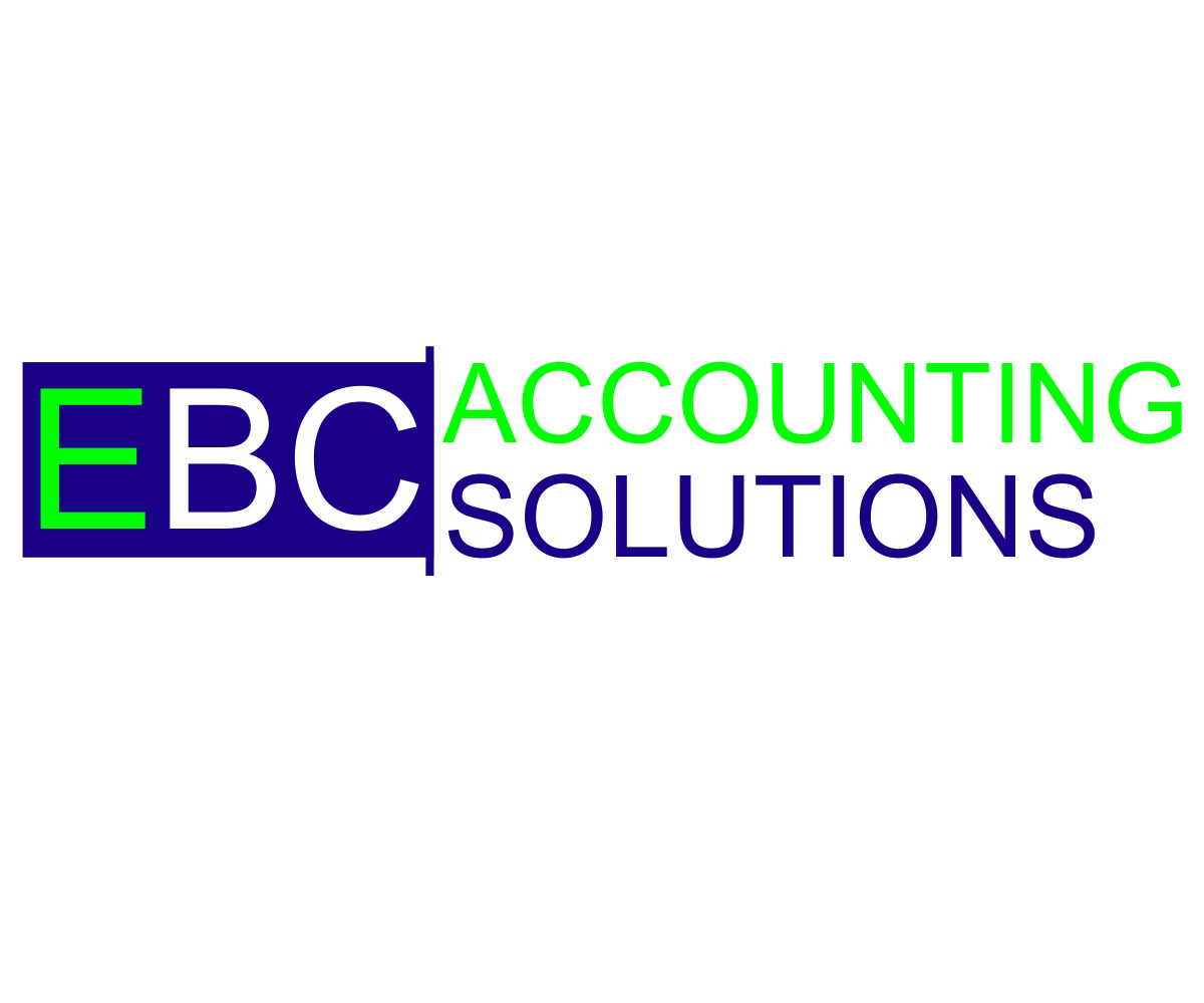 Logo Design by franz - Entry No. 103 in the Logo Design Contest New Logo Design for EBC Accounting Solutions.