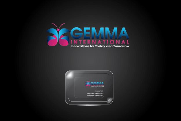 Logo Design by Private User - Entry No. 94 in the Logo Design Contest Artistic Logo Design for Gemma International.