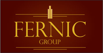 Logo Design by Vivek Singh - Entry No. 36 in the Logo Design Contest Artistic Logo Design for Fernic Goup.