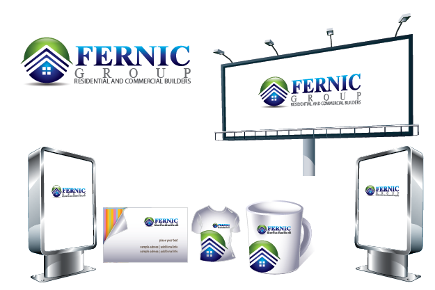 Logo Design by Private User - Entry No. 38 in the Logo Design Contest Artistic Logo Design for Fernic Goup.