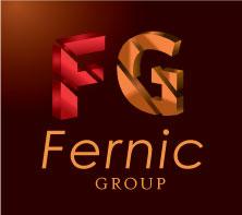 Logo Design by Vivek Singh - Entry No. 39 in the Logo Design Contest Artistic Logo Design for Fernic Goup.