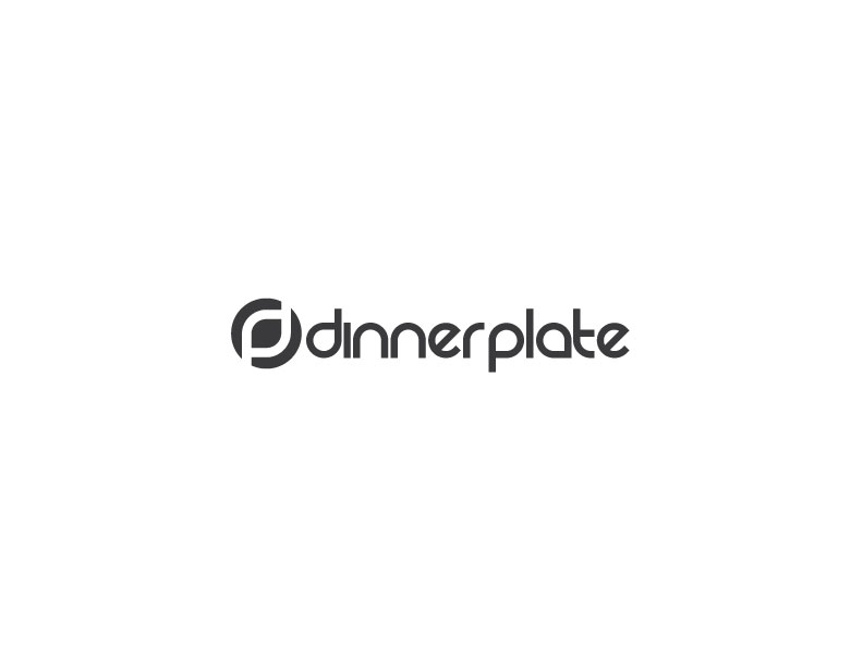 Logo Design by Mahir Hamzic - Entry No. 86 in the Logo Design Contest Imaginative Logo Design for Dinner Plate.