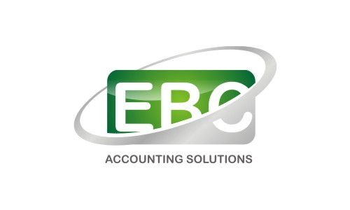 Logo Design by Keshav Karotra - Entry No. 117 in the Logo Design Contest New Logo Design for EBC Accounting Solutions.