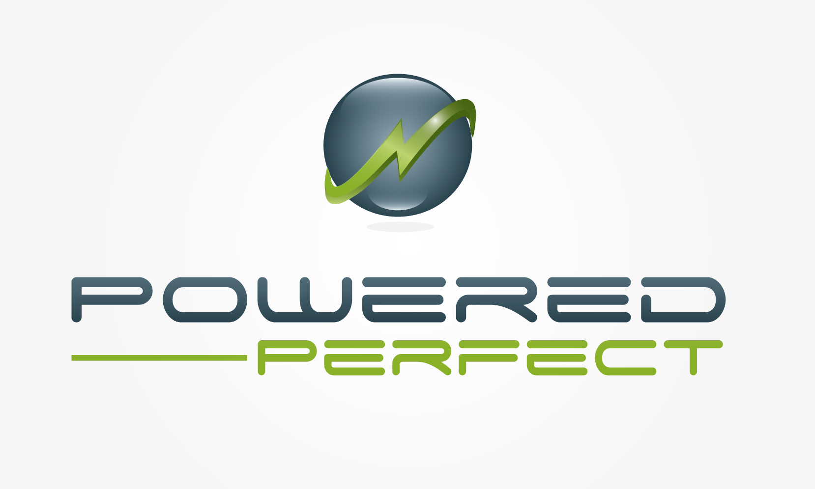 Logo Design by VENTSISLAV KOVACHEV - Entry No. 5 in the Logo Design Contest Captivating Logo Design for Powered Perfect.