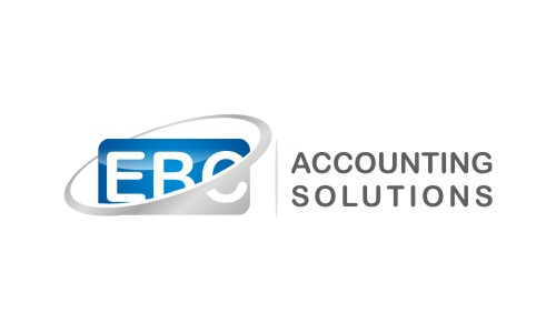 Logo Design by Keshav Karotra - Entry No. 119 in the Logo Design Contest New Logo Design for EBC Accounting Solutions.