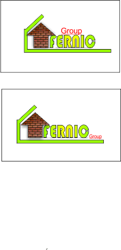 Logo Design by Agus Martoyo - Entry No. 40 in the Logo Design Contest Artistic Logo Design for Fernic Goup.