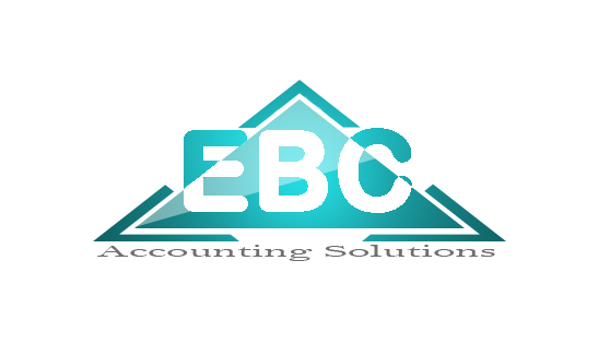 Logo Design by Ashesh Gaurav - Entry No. 125 in the Logo Design Contest New Logo Design for EBC Accounting Solutions.