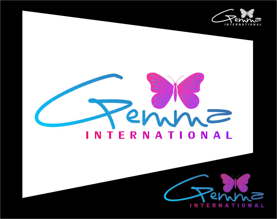 Logo Design by RoSyid Rono-Rene On Java - Entry No. 103 in the Logo Design Contest Artistic Logo Design for Gemma International.