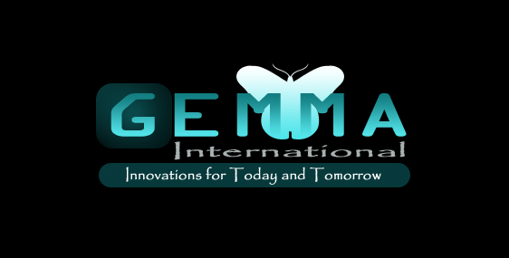 Logo Design by Ashesh Gaurav - Entry No. 105 in the Logo Design Contest Artistic Logo Design for Gemma International.