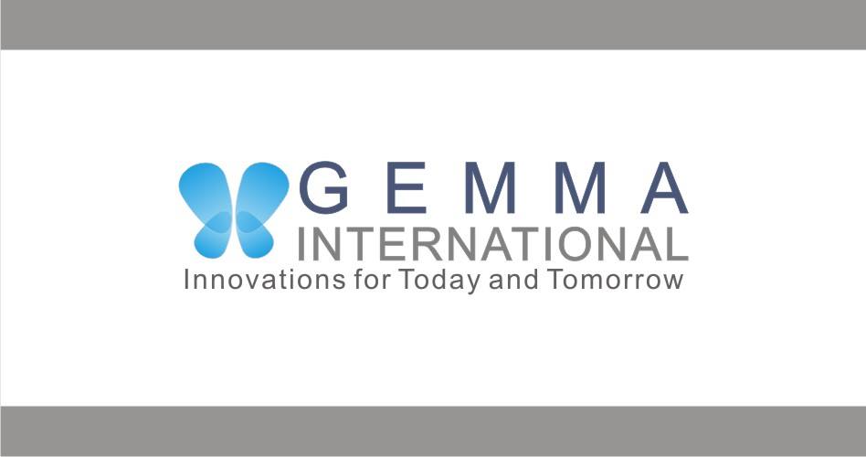 Logo Design by Shailender Kumar - Entry No. 109 in the Logo Design Contest Artistic Logo Design for Gemma International.