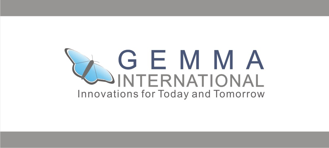 Logo Design by Shailender Kumar - Entry No. 110 in the Logo Design Contest Artistic Logo Design for Gemma International.