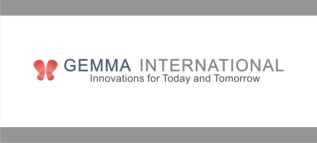 Logo Design by Shailender Kumar - Entry No. 111 in the Logo Design Contest Artistic Logo Design for Gemma International.