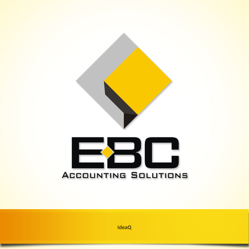 Logo Design by Private User - Entry No. 126 in the Logo Design Contest New Logo Design for EBC Accounting Solutions.