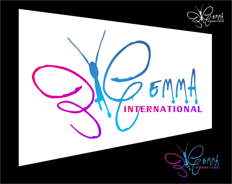 Logo Design by RoSyid Rono-Rene On Java - Entry No. 120 in the Logo Design Contest Artistic Logo Design for Gemma International.