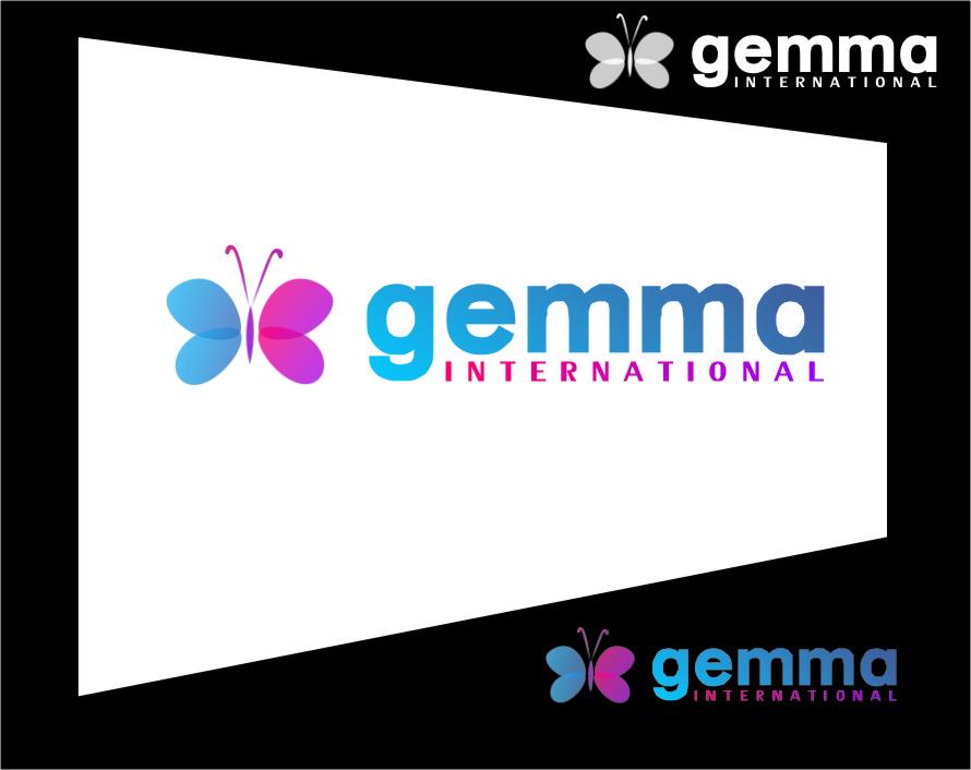 Logo Design by Ngepet_art - Entry No. 121 in the Logo Design Contest Artistic Logo Design for Gemma International.